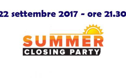 Festa di fine estate per i giovani soci del Circolo Canottieri Lazio
