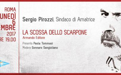 Presentazione del libro di Sergio Pirozzi al Circolo Canottieri Lazio