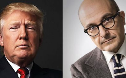 """Presentazione del libro """"Trump, un Presidente contro tutti"""" di Gennaro Sangiuliano"""