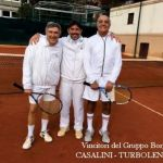 Torneo di doppio giallo di Tennis al Circolo Canottieri Lazio