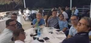 Matteo della squadra Special Olympics del Circolo Canottieri Lazio