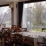 Il ristorante del Circolo Canottieri Lazio
