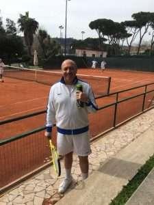 Coppa Davis di tennis al Circolo Canottieri Lazio
