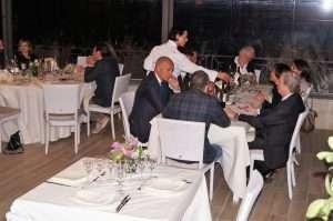 Serata gastronomica dedicata alla cucina romana al Circolo Canottieri Lazio
