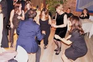 """Festa """"Goldenye Party"""" al Circolo Canottieri Lazio"""