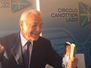 Serata culturale dedicata a Roma al Circolo Canottieri Lazio
