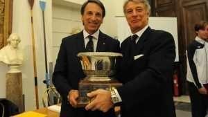 Conferenza stampa di presentazione del Derby di Canottaggio 2018 tra Circolo Canottieri Lazio e Circolo Canottieri Roma