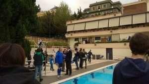 Derby di Canottaggio 2018 tra Circolo Canottieri Lazio e Circolo Canottieri Roma