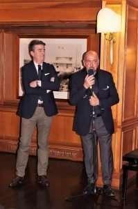 Concerto di Paolo Landi al Circolo Canottieri Lazio