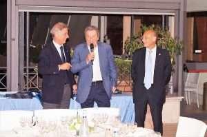 Serata Inter Lazio al Circolo Canottieri Lazio