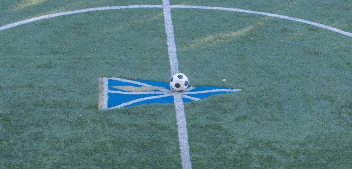 La Fossa, il campo di calcio a 5 del Circolo Canottieri Lazio