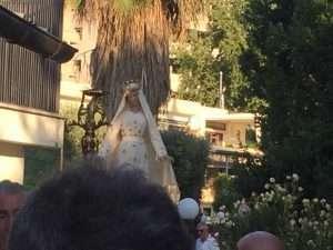Processione della Madonna Fiumarola