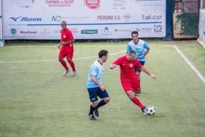 Coppa dei Canottieri 2018 di calcio a 5 al Circolo Canottieri Lazio
