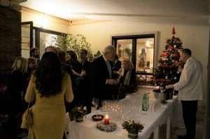 Cena di Natale 2018 al Circolo Canottieri Lazio