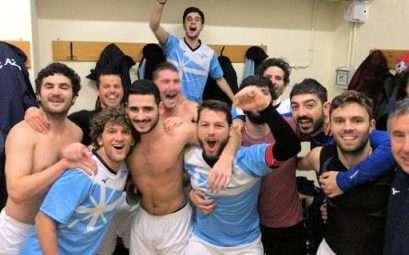 La squadra di calcio a 5 del Circolo Canottieri Lazio