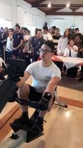 IL CCLazio al Secondo Meeting Nazionale Indoor Rowing a Sarzana