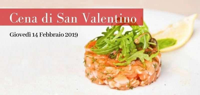 Cena di San Valentino al Circolo Canottieri Lazio