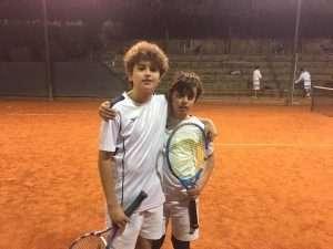 Tennis Under 12 maschile