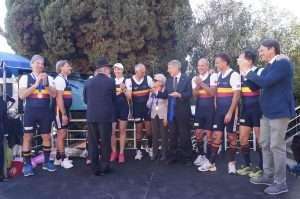 Derby di Canottaggio 2019 tra Circolo Canottieri Lazio e Circolo Canottieri Roma