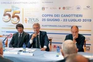 Presentazione della Coppa dei Canottieri 2019 di Calcio a 5