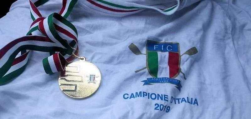 Campionato Italiano Master 2019 di Canottaggio