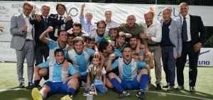 Coppa dei Canottieri 2019 di calcio a 5 al Circolo Canottieri Lazio