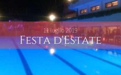 Festa d'Estate 2019 al Circolo Canottieri Lazio