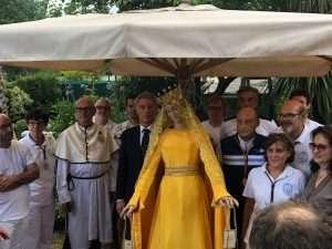 Processione della Madonna Fiumarola 2019