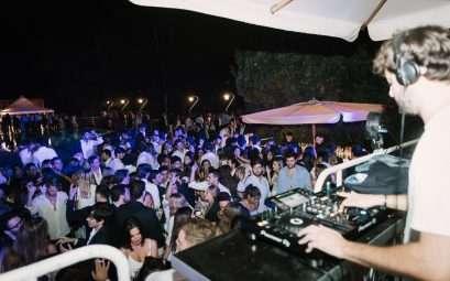 Festa dei giovani al Circolo Canottieri Lazio