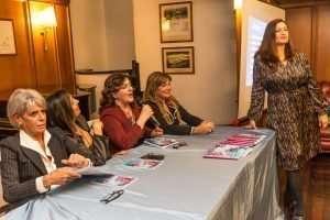 Presentazione del libro di Emanuela del Zompo al Circolo Canottieri Lazio