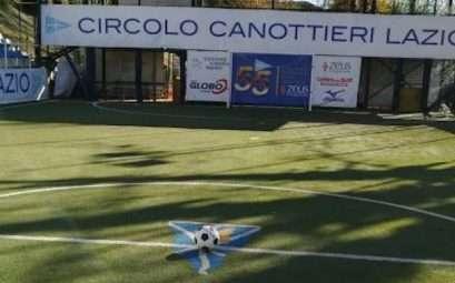 Torneo sociale di calcetto 2019 al Circolo Canottieri Lazio