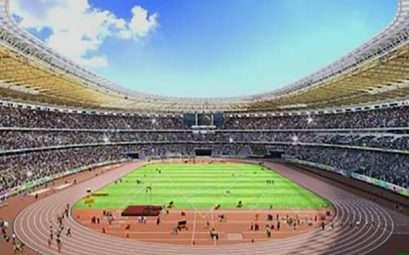 La Polisportiva Lazio allo Stadio Olimpico il 7 dicembre 2019