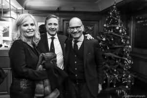 Cena di Natale 2019 al Circolo Canottieri Lazio