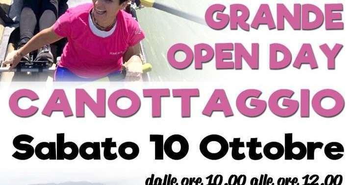 Rosaremo Open Day di Canottaggio 10 ottobre 2020 al CCLazio