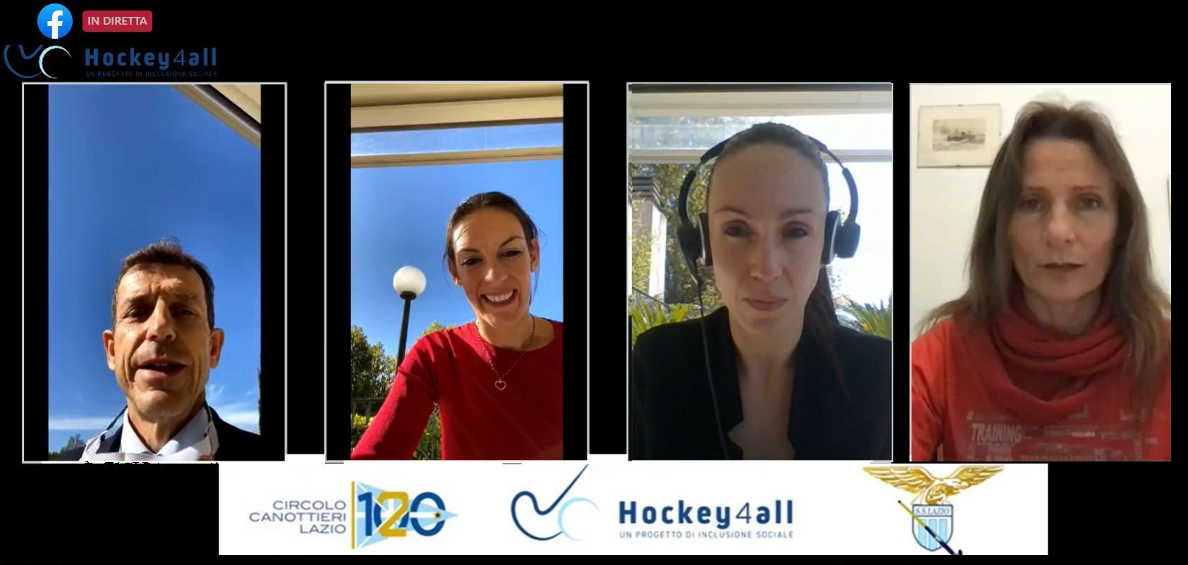 Hockey4all al CCLazio