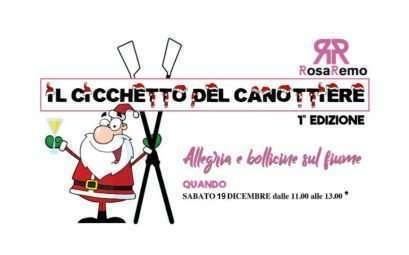 Cicchetto del Presidente al Circolo Canottieri Lazio