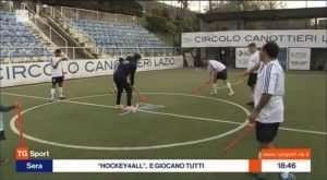 Hockey4All al TG2 Sport
