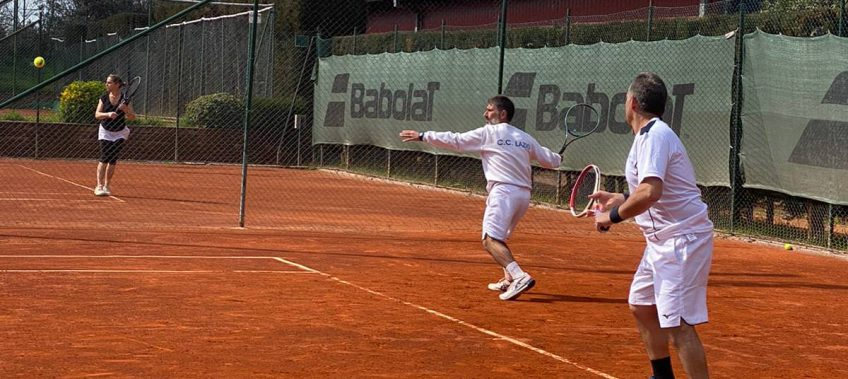 Circolo Canottieri Lazio - torneo di serie c di Tennis