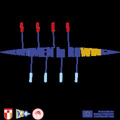 logo progetto WiN - Women in Rowing