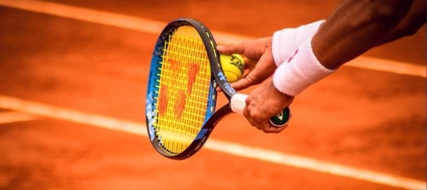 tennis al Circolo Canottieri Lazio