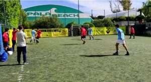 Squadra under 19 di Calcio a 5 del CCLazio