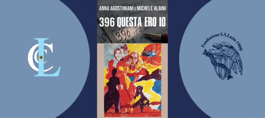 """presentazione del libro """"396 Questa ero io"""" di Anna Agostiniani e Michele Albini al Circolo Canottieri Lazio"""
