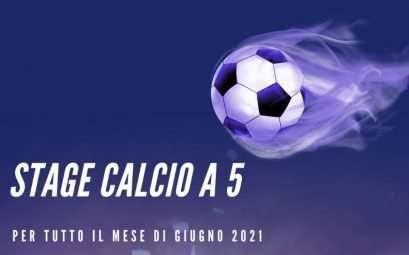 Stage di calcio a 5 presso il Circolo Canottieri Lazio