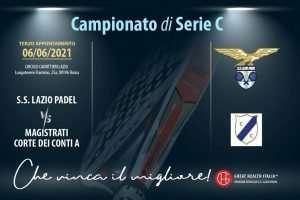 Campionato di Padel serie C al Circolo Canottieri Lazio