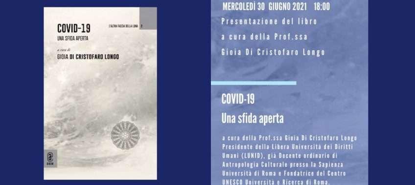 """Presentazione del libro """"Covid-19 Una sfida aperta"""" al Circolo Canottieri Lazio"""