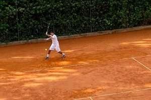 Squadra di Tennis D4 del Circolo Canottieri Lazio