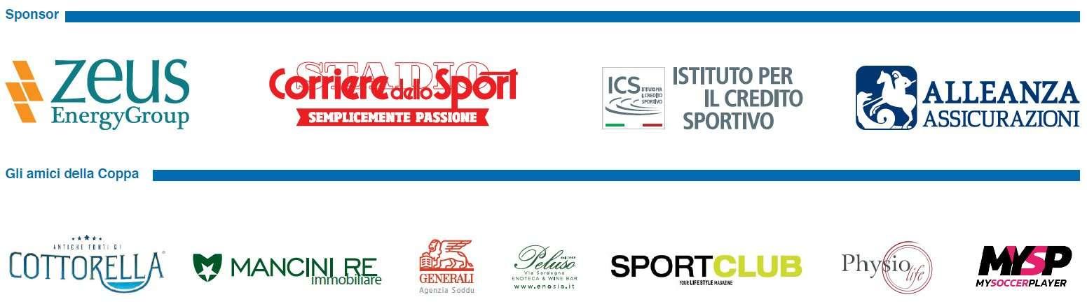 Sponsor della Coppa dei Canottieri 2021 di calcio a 5