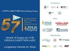 Invito conferenza stampa presentazione Coppa dei Canottieri 2021 di calcio a 5