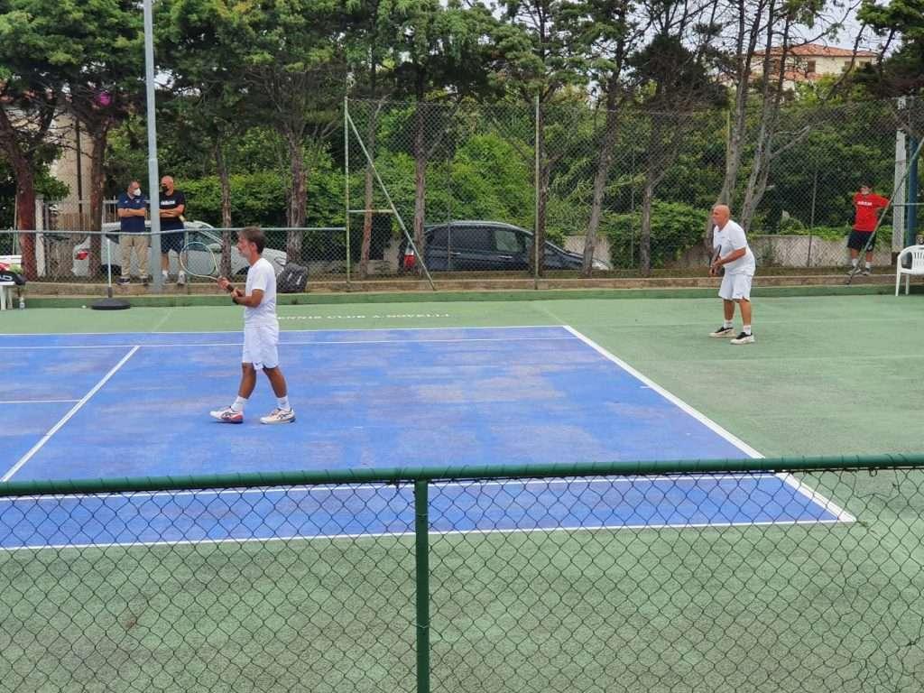 Squadra di Tennis del Circolo Canottieri Lazio