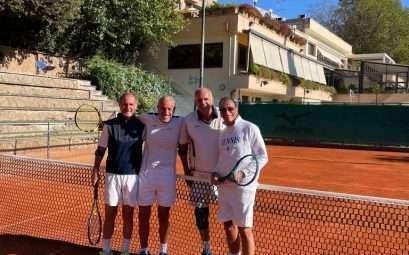 Amichevole di Tennis e Padel tra CCLazio e RCC Tevere Remo